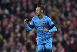 """Trys grandai nori Neymaro: """"Real"""" ir PSG pateikė pasiūlymus"""