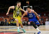 Turkai išreiškė norą priimti Eurolygos turnyrą