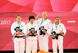 Įspūdingai brazilę pervertusi S.Pakenytė iškovojo Universiados bronzą! (papildyta)