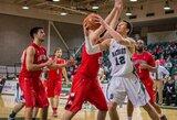 JAV žaidžiantis lietuvis G.Maldūnas: NCAA populiarumu niekuo nenusileidžia NBA