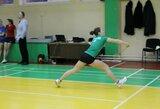 V.Fomkinaitė su latve nepateko į badmintono turnyro Vokietijoje ketvirtfinalį
