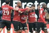 """Prancūzijoje nuostabus """"Guingamp"""" įvartis sutriuškino """"Monaco"""""""