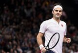 """Paaiškėjo visi aštuoni prestižinio """"ATP Finals"""" turnyro dalyviai"""