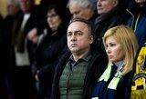 """J.Nevoina: """"Norėdami tobulinti A lygą – turime bendradarbiauti tiek su klubais, tiek su LFF"""""""