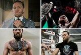 Pasitikrink savo žinias: ką žinai apie C.McGregorą?