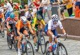 Italijoje gyvenančią Lietuvos dviratininkę sustabdė ne tik koronavirusas