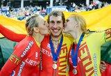 Europos čempionatą lietuviai baigė su trenksmu: S.Krupeckaitei - auksas, A.Trebaitei - sidabras, G.Bagdonui - bronza