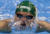 G.Titenis plauks Londono olimpinių žaidynių finale