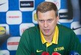 """D.Adomaitis: """"Latviai kiekvienoje situacijoje buvo greitesni"""""""