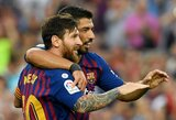 "J.M.Bartomeu: ""Kapitono rolė pakeitė L.Messi"""
