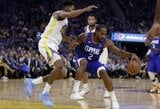 """""""Clippers"""" sutriuškino """"Warriors"""" komandą"""