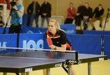 E.Stuckytė vos nesukūrė stebuklo olimpinėje stalo teniso atrankoje
