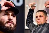 """""""UFC 244"""" turnyro prognozė ir analizė su A.Lifšicu: kodėl N.Diazas nugalės J.Masvidalį ir kovotojas, galintis įveikti patį C.Nurmagomedovą"""