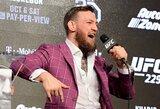 Apie I.Adesanyos rekordą paskelbusi UFC pamiršo dar įspūdingesnį C.McGregoro pasiekimą?