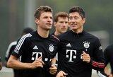 """""""Bayern"""" sirgaliai išrinko geriausius klubo žaidėjus"""