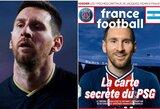 """Rivaldo apie """"France Football"""" sukeltą skandalą: """"Tai nepagarba """"Barcelonai"""" ir pačiam L.Messi"""""""