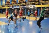 """Baltijos rankinio lygos sezoną """"Dragūnas"""" pradėjo nesėkme prieš čempioną (papildyta)"""