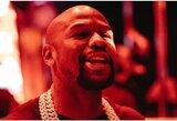 """F.Mayweatheris: """"Vyksta derybos su """"Rizin"""", bet MMA kovoje aš nedalyvausiu"""""""