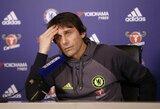 """Spauda: A.Conte sutiko vasarą tapti """"Inter"""" treneriu"""