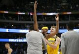 """""""Pacers"""" vadovas: """"Vienas mūsų krepšininkas abejoja dėl sezono pratęsimo"""""""