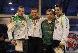 Vilniuje paaiškėjo Lietuvos imtynių čempionato nugalėtojai (papildyta)