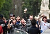 Čempionų lyga – ne tik šventė: Madrido barai baiminasi milžiniško anglų sirgalių antplūdžio ir neramumų