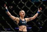 """""""UFC 219"""" turnyrą galėtų išgelbėti R.Namajunas ir J.Jedrzejczyk revanšinė kova?"""