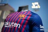 """Pamatykite: """"Barcelona"""" pristatė kito sezono aprangas"""