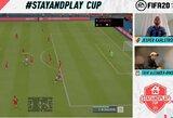"""""""Stay and Play Cup"""" turnyre paaiškėjo pusfinalio dalyviai, R.Sterlingas sutiko dalyvauti """"ePremier"""" lygos turnyre"""