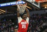 """""""Rockets"""" siekia iškeisti C.Capelą"""