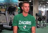 """Poilsį į darbą iškeitęs """"Žalgirio"""" fizinio rengimo treneris JAV sėmėsi žinių iš geriausių savo srities specialistų"""