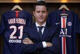 """Į Paryžių jau išvykęs A.Herrera pažėrė priekaištų """"Manchester United"""" vadovybei"""