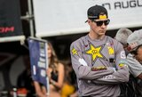 A.Jasikonis tapo Olandijos motokroso čempionu
