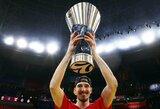 """Šeimos pagausėjimo sulaukęs ir po šešių dienų Eurolygos čempionu tapęs N.De Colo: """"Tai yra geriausia savaitė mano gyvenime"""""""