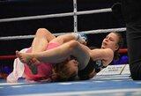 Pirmą kartą istorijoje lietuvė pateko į UFC organizuojamą šou
