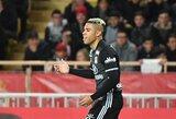 """Priešpaskutiniame Prancūzijos """"Ligue 1"""" ture – PSG ir """"Lyon"""" pralaimėjimai"""