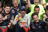 """S.Vettelis: """"Pergalė įrodė, kad skundai dėl padangų yra visiškai pagrįsti"""""""