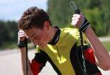 Lietuvos atstovas pasaulio vasaros biatlono čempionate liko tarp autsaiderių