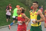 Pasaulio 100 km bėgimo čempionate dalyvavo ir du lietuviai