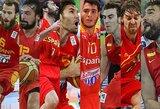 Ispanija paskelbė dvyliktuką, kuris žais Pasaulio taurės turnyre