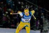 Europos biatlono čempionate – puikus K.Dombrovskio pasirodymas