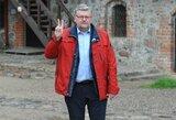 """V.Čeponis apie – """"Lietuvos ryto"""" sirgalių grasinimus, Prezidentę ir kritikos nemėgstančią LKF"""