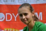 Pasaulio kariškių žaidynėse orientacininkė G.Keinaitė finišavo 6-a