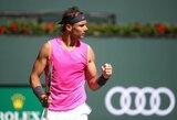 R.Nadalis po dviejų pratęsimų įveikė rusą ir pusfinalyje susitiks su R.Federeriu