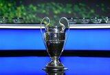 UEFA planuoja padidinti Čempionų lygos dalyvių skaičių, keistųsi ir formatas