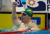 Lietuvos rekordą pagerinęs S.Bilis pateko į antrąjį pasaulio čempionato finalą!