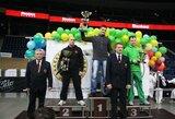Panevėžyje įvyko XIX Baltijos šalių klubų šotokan karatė čempionatas