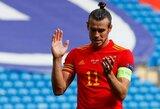 """""""Real"""" nori atsikratyti G.Bale'u: sutinka parduoti žaidėją keturgubai pigiau"""