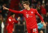 """T.Mulleris neatmeta galimybės vasarą palikti """"Bayern"""""""