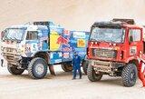 Naujasis MAZ sunkvežimis: ar baltarusiai duos į kaulus rusams?